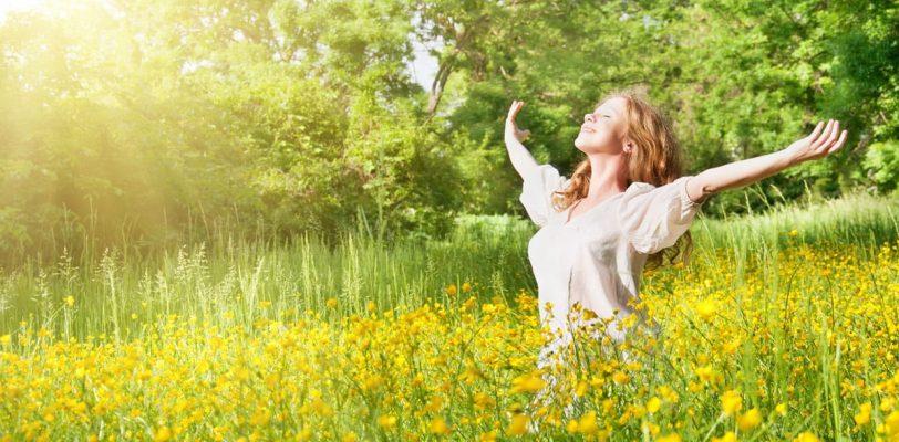 Primavera, el despertar de l'energia vital!