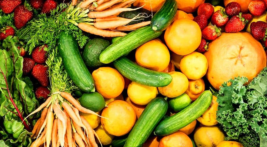 Vegetals ecològics de temporada km0